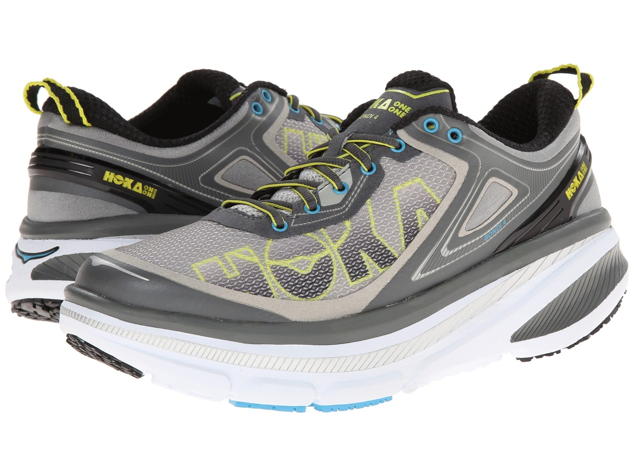 Hoka One One Bondi Four